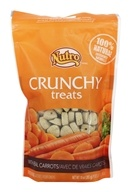 Nutro - 100% Natural Crunchy Dog Treats with Real Carrots - 10 oz.