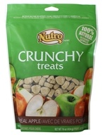 Nutro - 100% Natural Crunchy Dog Treats with Real Apple - 16 oz.