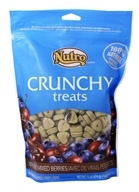 Nutro - 100% Natural Crunchy Dog Treats with Real Mixed Berries - 16 oz.