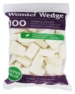 Wonder Wedge Cosmetic Wedges - 100 Pack