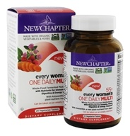 New Chapter - Every Woman's One Daily 55+ Multi - 24 Vegetarian Tablets