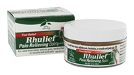 EuroPharma - Terry Naturally Rhulief Pain Relieving Balm - 1.4 oz.