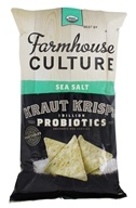 Farmhouse Culture - Probiotic Kraut Krisps Sea Salt - 5 oz.