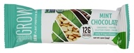 Go Raw - Organic Sprouted Plant Protein Bar Mint Chocolate - 1.9 oz.