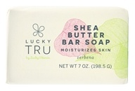 Shea Butter French Milled Bar Zeep Verbena - 7 oz. by LuckyTru