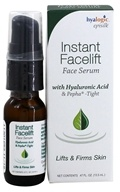 Hyalogic - Instant Facelift Face Serum - 0.47 oz.