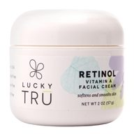 LuckyTru - Retinol Vitamin A Facial Cream - 2 oz.