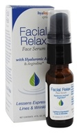 Hyalogic - Facial Relax Face Serum with Hyaluronic Acid - 0.47 oz.