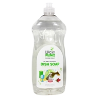 LuckyPlanet - Plant-Based Dish Soap Free & Clear - 25 fl. oz.