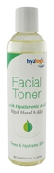 Hyalogic - Facial Toner with Hyaluronic Acid - 8 oz.