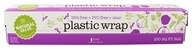 Plastic Wrap Roll - 100 SQ. FT. by Natural Value