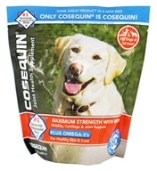 Cosequin - Joint Health Supplement Maximum Strength with MSM for Dogs - 60 Soft Chews