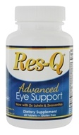 Res-Q - Advanced Eye Support - 60 Tablet(s)