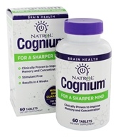 Natrol - Cognium Brain Health Supplement - 60 Tablet(s)