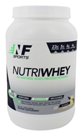NutriWhey All-Natural Whey Protein Powder Vanilla - 1.88 lbs. by NF Sports