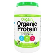 Organic Protein Plant Based Powder Iced Matcha Latte - 2.03 lbs.