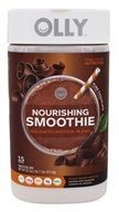Olly - Nourishing Smoothie Balanced Protein Blend Pure Chocolate - 23.7 oz.