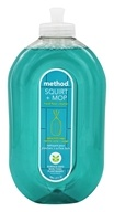 Squirt + Mop Hard Floor Cleaner Spearmint Sage - 25 oz. by Method