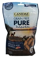 Canidae Pet Foods - Grain Free Pure Heaven Dog Treats With Duck & Chickpeas - 11 oz.
