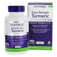 Turmeric Extra Strength Advacled Joint Mobility - 60 Cápsulas
