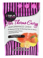 Her Thermo Energy Performance Chew Tropical Fruit - 30 Soft Chews
