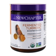 Polvere di richiamo curcuma fermentata organica - 2.2 oz. by New Chapter