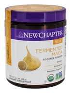 Maca Fermentada Orgânica Booster Powder - 2.2 oz. by New Chapter