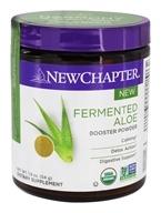 Organisk Fermenteret Aloe Booster Pulver - 1.9 oz. by New Chapter