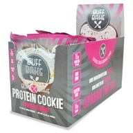 Buff Bake - Protein Cookie Chocolate Donut - 12 Cookies