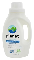 Planet Inc. - 2x Ultra Laundry Detergent 32 Loads Free & Clear - 50 oz.