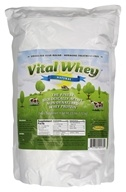 Vital Whey - Grass-Fed Whey Protein Natural - 2.5 lbs.