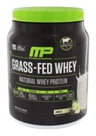 Grass-Fed Natural Whey Protein 14 Servings Vanilla - 0.93 lbs.