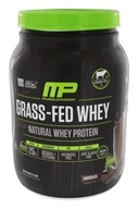 Muscle Pharm - Grass-Fed Natural Whey Protein 28 Servings Chocolate - 2 lbs.