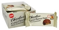 Almond Butter Cups Milk Chocolate - 12 Pack
