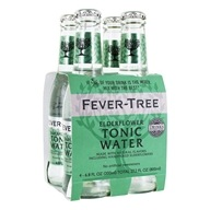 Fever-Tree - Premium Elderflower Tonic Water Mixers - 4 Pack