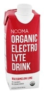Nooma - Organic Electrolyte Drink Watermelon Lime - 16.9 fl. oz.