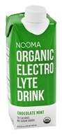 Nooma - Organic Electrolyte Drink Chocolate Mint - 16.9 fl. oz.