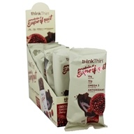 Think Products - thinkThin Protein & Superfruit Chocolate Pomegranate Cherry - 9 Bars