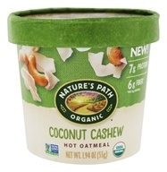Hot Oatmeal Coconut Cashew - 1.94 oz. by Nature's Path Organic