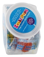 Zollipops - Clean Teeth Lollipops Variety - 25 Piece(s)