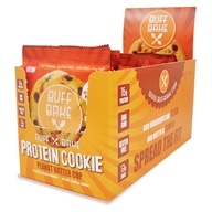 Buff Bake - Protein Cookie Peanut Butter Cup - 12 Cookies