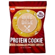 Buff Bake - Protein Cookie GF White Chocolate Peanut Butter - 2.82 oz.