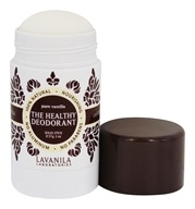 The Healthy Deodorant Solid Stick Pure Vanilla - 2 oz. by Lavanila