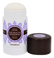 The Healthy Deodorant Solid Stick Vanilla Lavender - 2 oz. by Lavanila