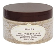 All Natural Creamy Body Scrub Vanilla Bean - 7.5 oz. by Lavanila