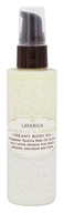 All Natural Creamy Body Oil Vanilla Bean - 3.4 fl. oz. by Lavanila