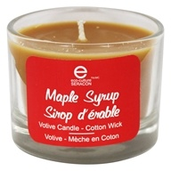 Votive Candle Cotton Wick Maple Syrup - 2 oz. by Seracon