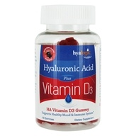 Hyalogic - Hyaluronic Acid + Vitamin D3 Mixed Berry Flavor - 60 Gummies
