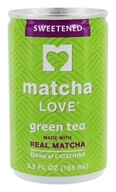 Matcha Love - Matcha Green Tea RTD Sweetened - 5.2 fl. oz.