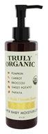 Truly Organic - Soothing Super Baby Moisturizer with Multi Vitamin Boost - 8 fl. oz.